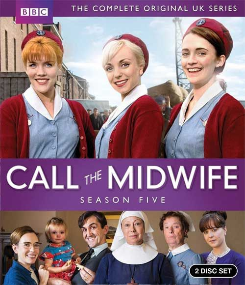 Call the Midwife: Season Five (05/24/2016)