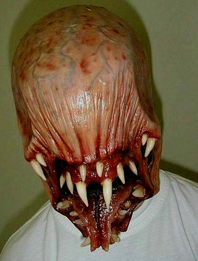 Faceless Horror Mask