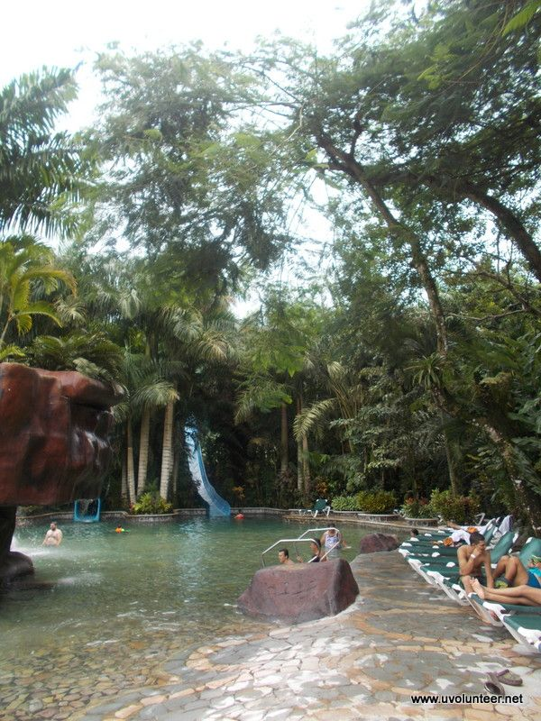 Relaxing in the pool.  https://www.uvolunteer.net/  volunteer opportunities, volunteer overseas, volunteer organization, volunteer opportunities abroad, volunteer work