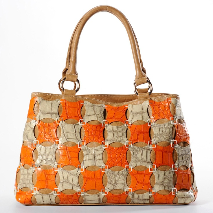 Ouch of London Ekala Patchwork Tote