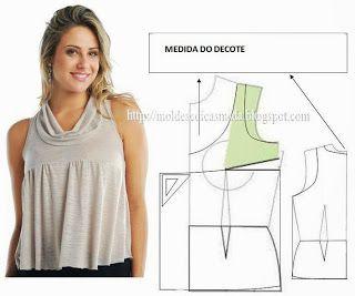 http://moldesedicasmoda.blogspot.pt/2013/10/transformacao-de-blusa-13.html