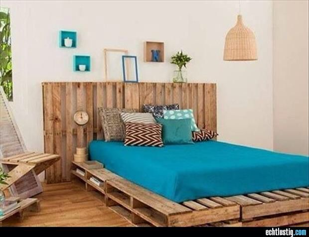 paletten bett homedesign pinterest. Black Bedroom Furniture Sets. Home Design Ideas