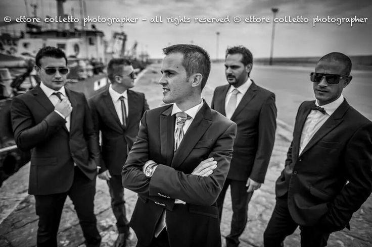 Gli amici di sempre.....  Foto matrimonio Trapani-Marsala (Sicilia) Wedding photographer made in Sicily www.ettorecolletto.com