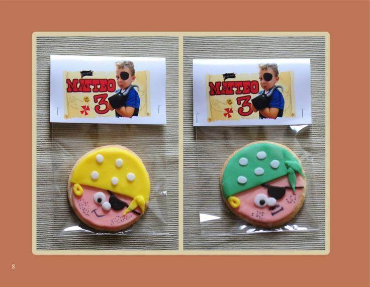 Biscotti Pirata  Il mio sito: www.marysdream.it  La mia pagina Facebook: https://www.facebook.com/MaryPasticciona