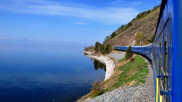 Trans-Siberian railway: This is the classic, bucket-list train trip, and one that's easily accessible for those on a budget.