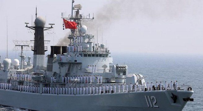 Beijing: Ships carrying Chinese military personnel for Beijing's first overseas military base, in Djibouti in the Horn of Africa, have left China to begin setting up the facility as China's rapidly modernising military hones its global reach. Djibouti's position on the...