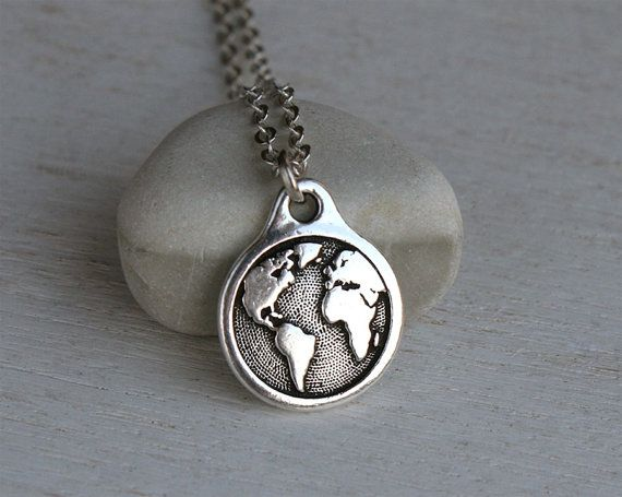 Viac ako 25 najlepch npadov na pintereste na tmu map necklace hey i found this really awesome etsy listing at https gumiabroncs Image collections