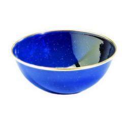 """Bowl, Enamel 6"""" Mixing Stainless Steel Rim"""