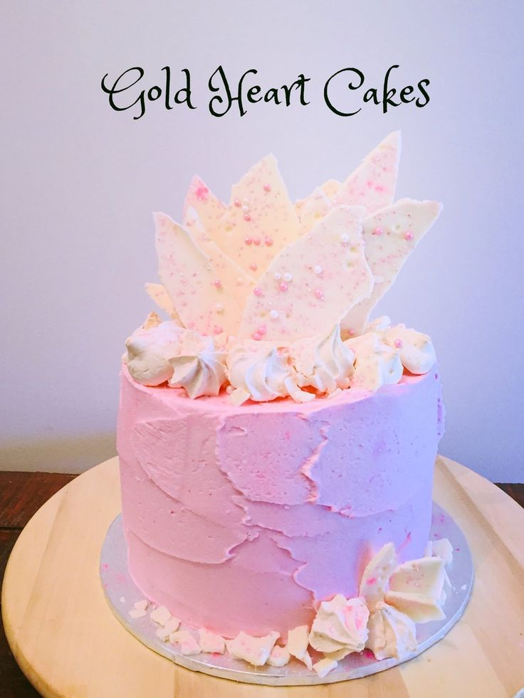 Light Pink Frosting  http://goldheartcakes.website/new-gallery/2018/2/5/light-pink-frosting