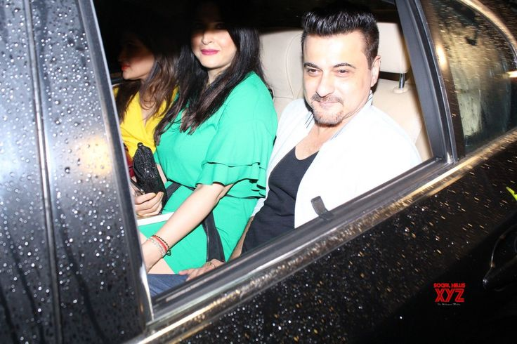Mumbai: Neha Dhupia's birthday party  Sanjay Kapoor - Social News XYZ