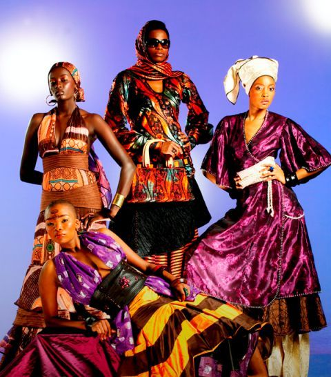 Sun Goddess Ad Campaigns ! Quintessential Afro Lux !