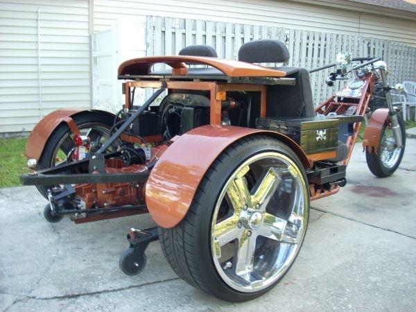 681 best Custom trike motorcycles images on Pinterest ...