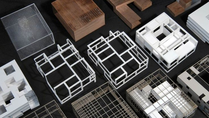 Architectural Model - Berkeley Art Museum and Pacific Film Archive - Allied Works