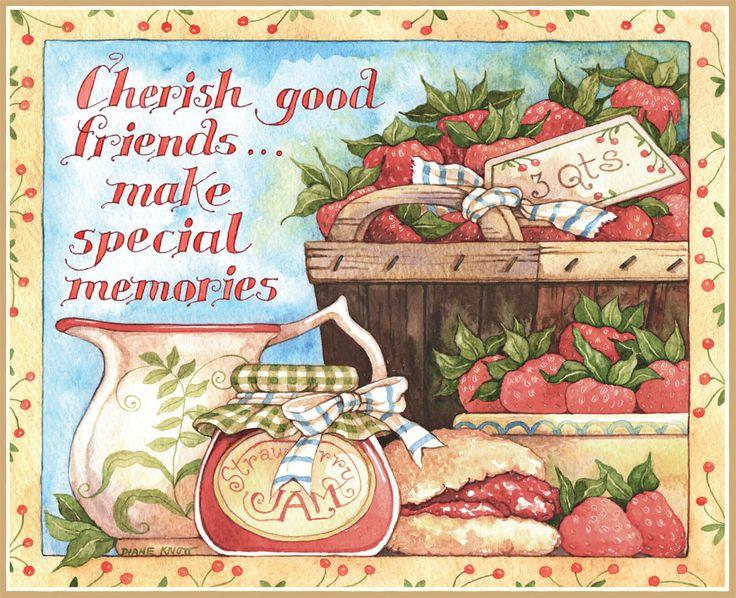 Lang June 2014 wallpaper: Abundant Friendship