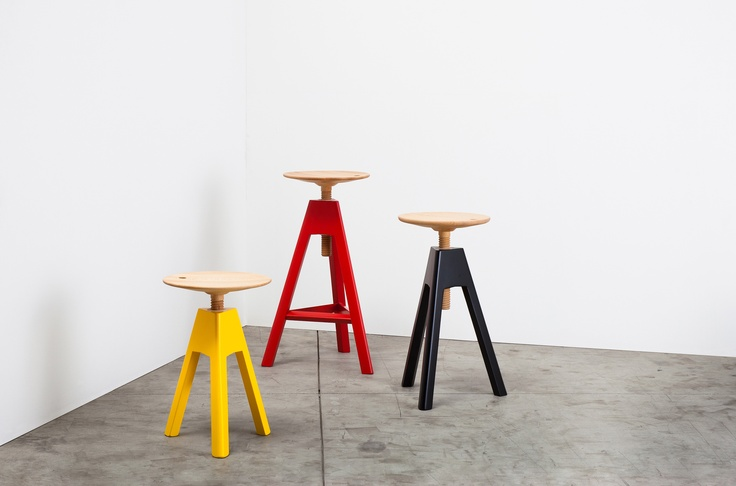 Vitos stool by Miniforms; www.miniforms.eu