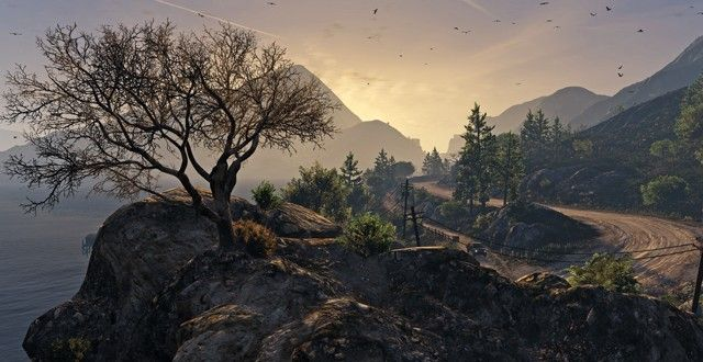 GTA 5 PC delayed after all, but at least Rockstar released screenshots