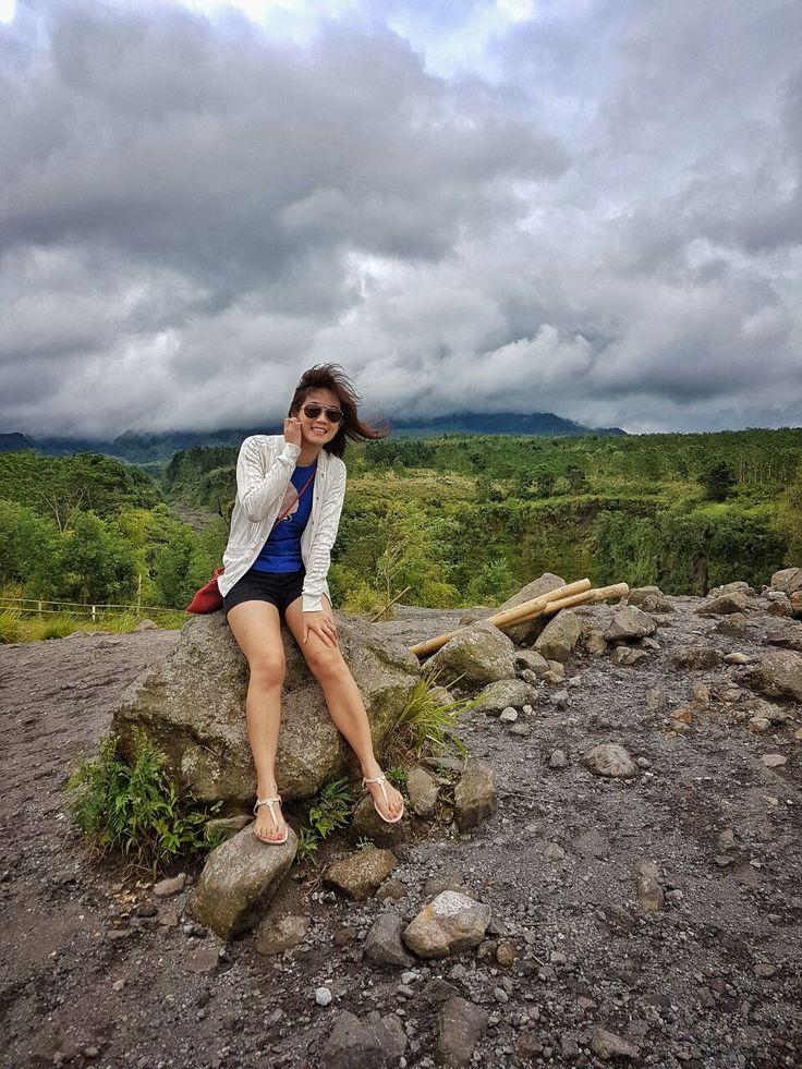 Merapi Mt. - YOG