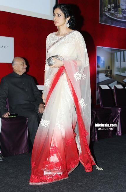 Sonam Kapoor, Sridevi, Anil & Boney Kapoor at Park Hyatt, Hyderabad inauguration | PINKVILLA