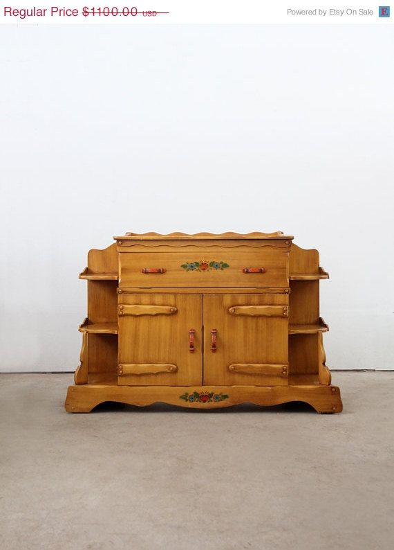 RESERVE 1940s Monterey style Buffet Cabinet   Vintage Monterey Furniture. 17 Best images about Monterey Style Furniture on Pinterest   1940s