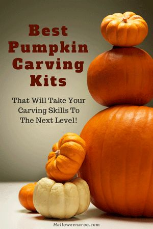 If you want to take your skills to the next level then you need the best pumpkin carving kit! The kits listed here will help you get professional results.