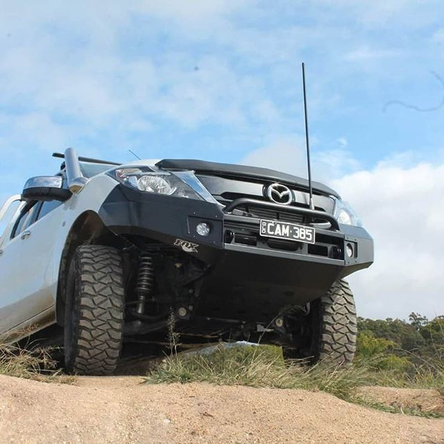 Extreme Series Bullbar Mazda Bt50available From Your Local Dealer