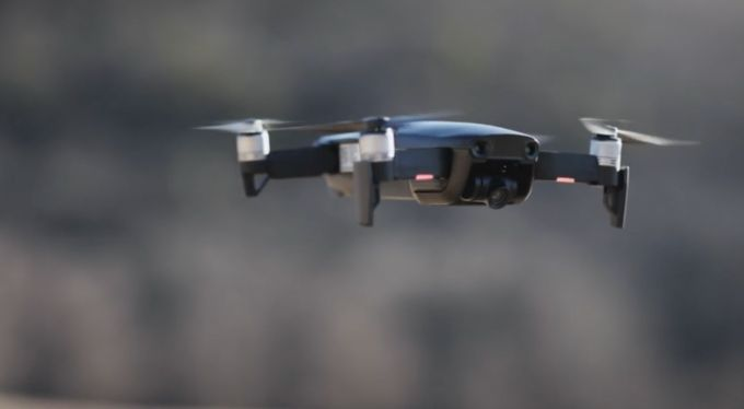 DJI institutes no-fly zones around sports arenas as the Olympics open in South Korea