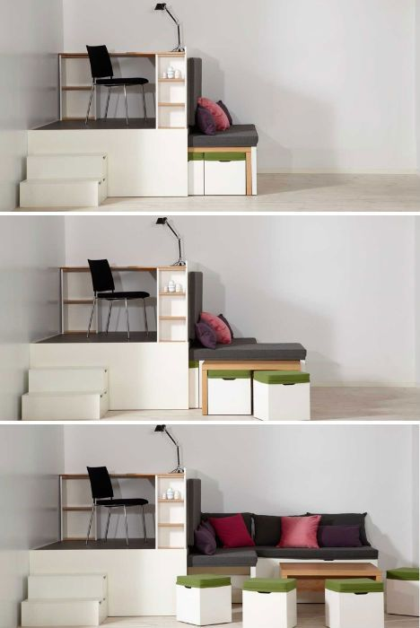 1000 ideas about space saving bedroom on pinterest