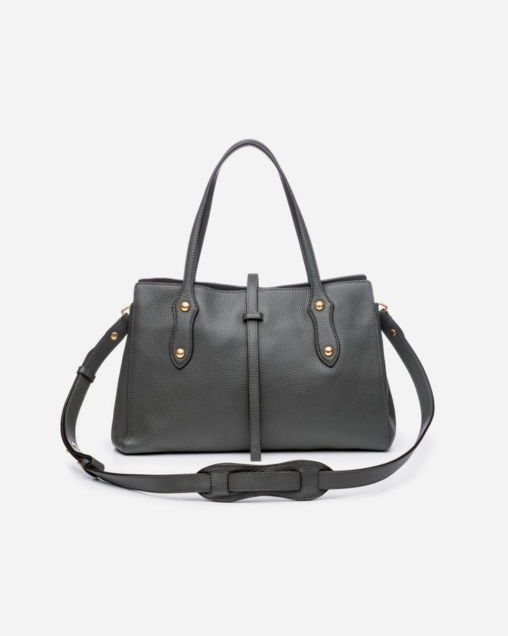 Billy Satchel - Charcoal
