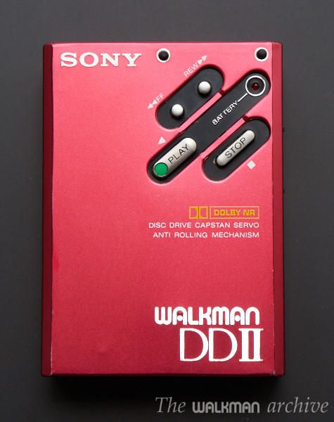 and the 3rd Walkman. One of the best soundings..