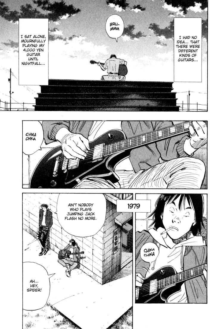 20th Century Boys 3: The Boy Who Bought A Guitar at MangaFox.me