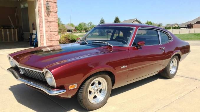 1970 Two Door In Tipp City Oh Ford Maverick Tipp City Ford Granada