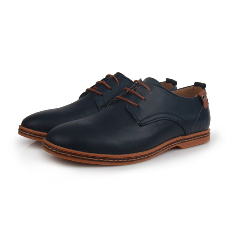 Leather Casual/Dress Men Shoes
