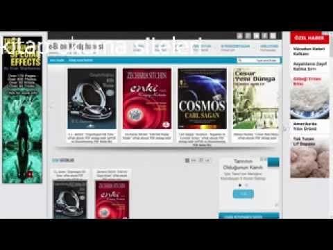 Kitap Nasıl İndirilir | Kindle Türkiye | Bedava E Kitap | Epub Creator
