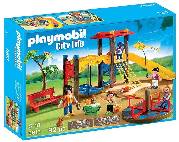 PLAYMOBIL Playground Set, New, Free Shipping #PLAYMOBIL