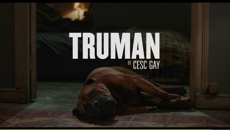 Truman con Ricardo Darin y Javier Camara. Una película sobre el cáncer y la muerte, sin golpes bajos. Además de un mensaje personal a Darin. Gracias Ricardo