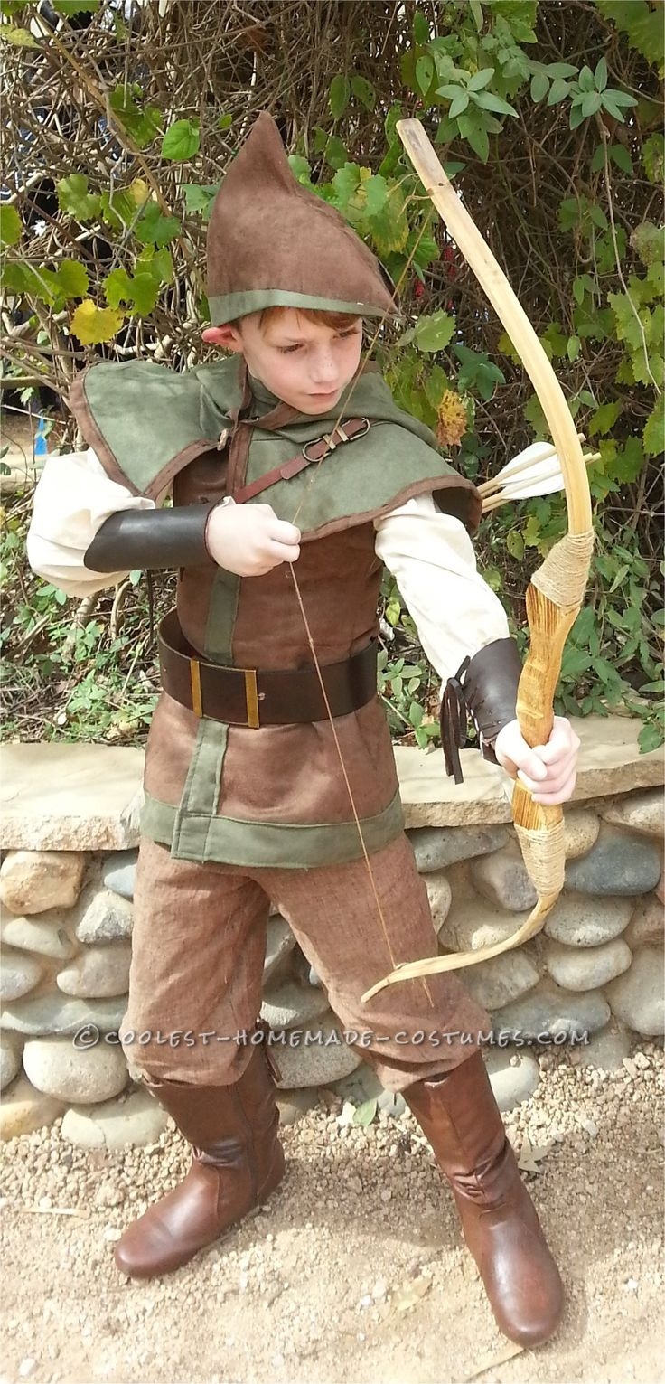 Coolest Robin Hood Prince of Thieves Costume... Coolest Halloween Costume Contest