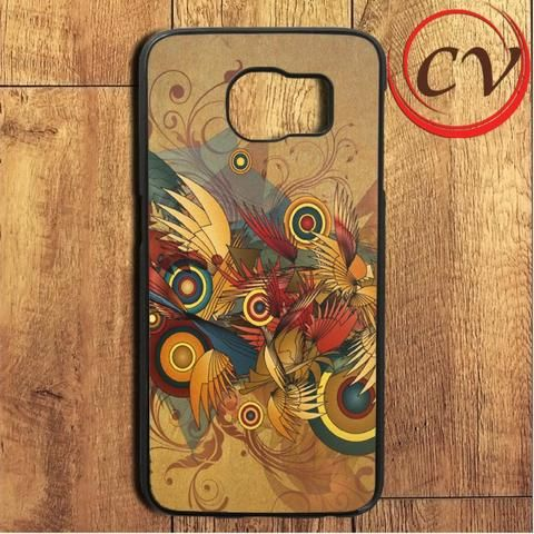 Abstract Art Painting Samsung Galaxy S6 Edge Plus Case