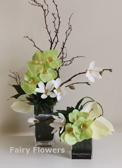 Silk Arrangements -