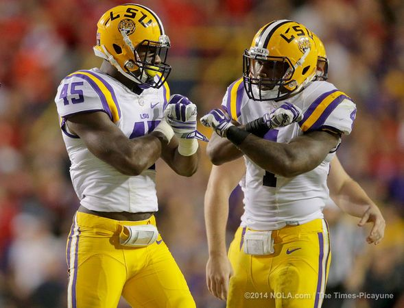 LSU stuns No. 3-ranked Ole Miss, 10-7: News, notes & numbers | NOLA.com