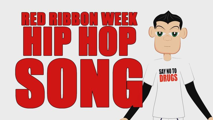Say No to Drugs Video for Kids (Red Ribbon Week Cartoon) Educational (Sa...