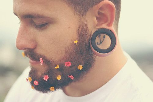 [ Ideas Viajando] - ivy-and-twine: MCM Part II   Flower Beards ...