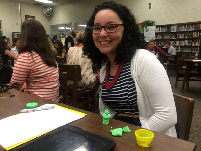 Eliterate Librarian: iTeacher and Induction Training 2015