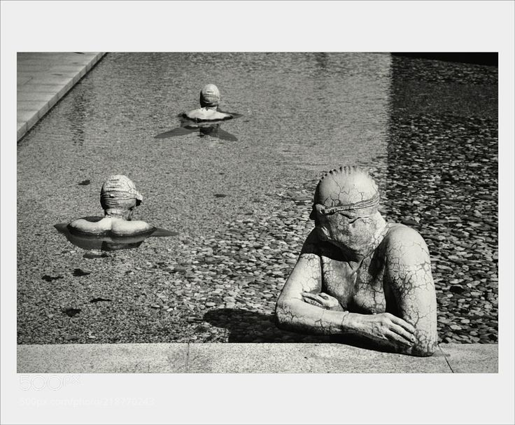 Swimmers - plavci -