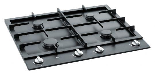 ATAG gaskookplaat HG6292BA mat zwart