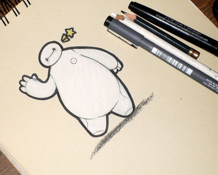 I love Baymax