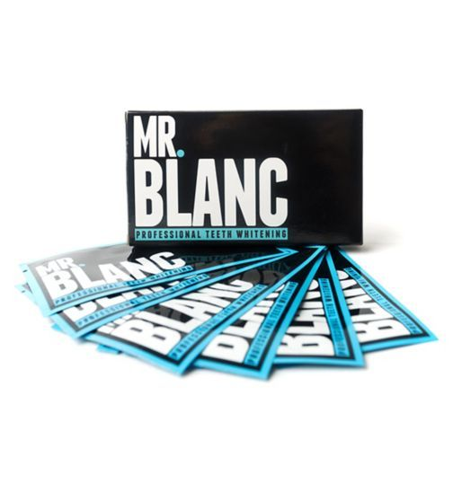 Mr. Blanc Teeth Whitening Strips - 28 Strips - Boots http://reviewscircle.com/Teeth-Whitening-4-You