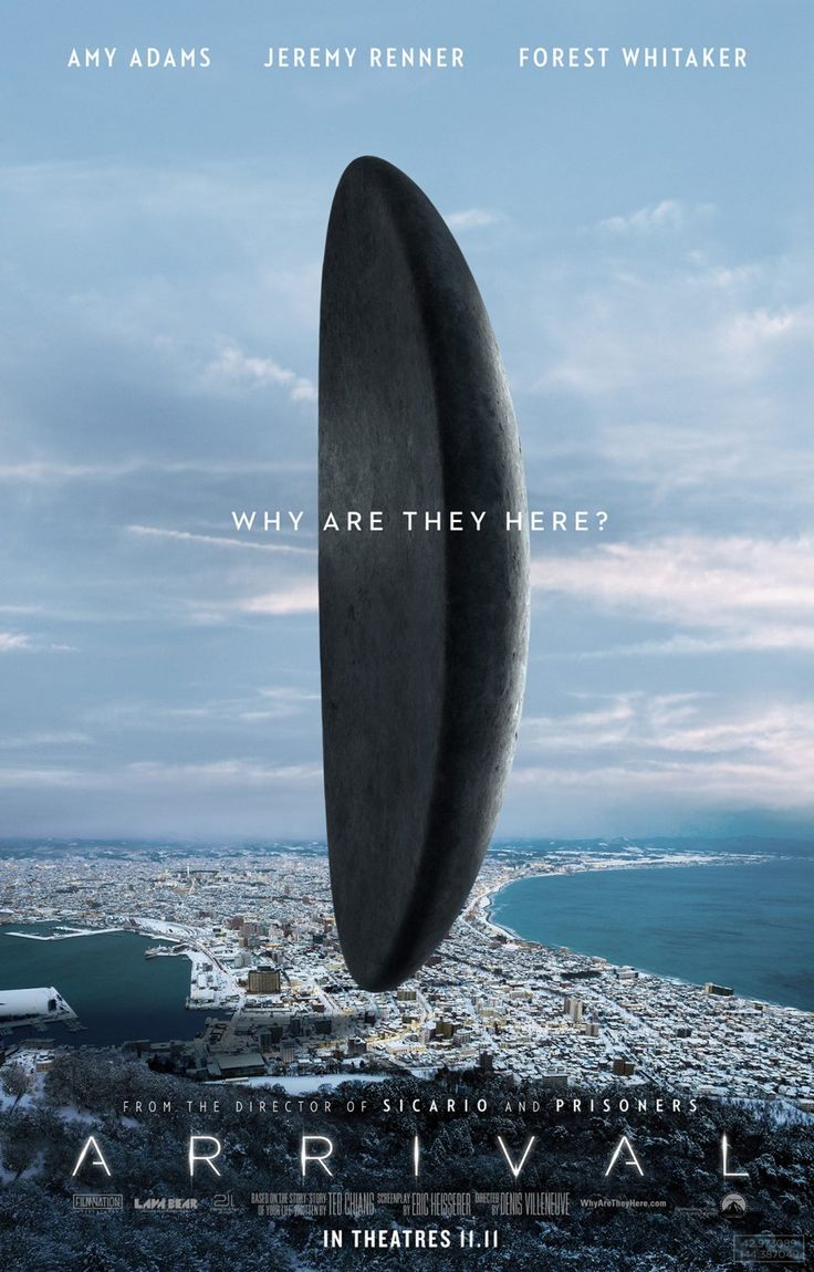 Return to the main poster page for Arrival (#2 of 12)