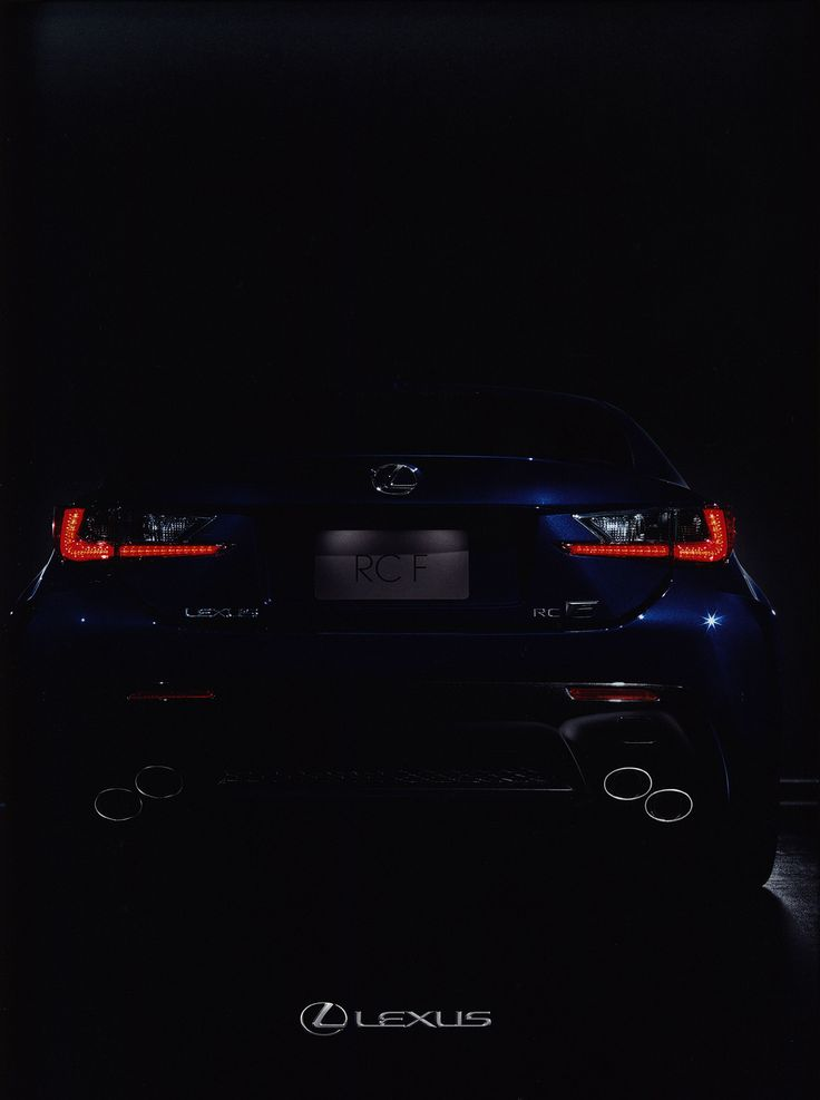 https://flic.kr/p/Sq2bEG   Lexus RC F; 2014_4  (Japan)