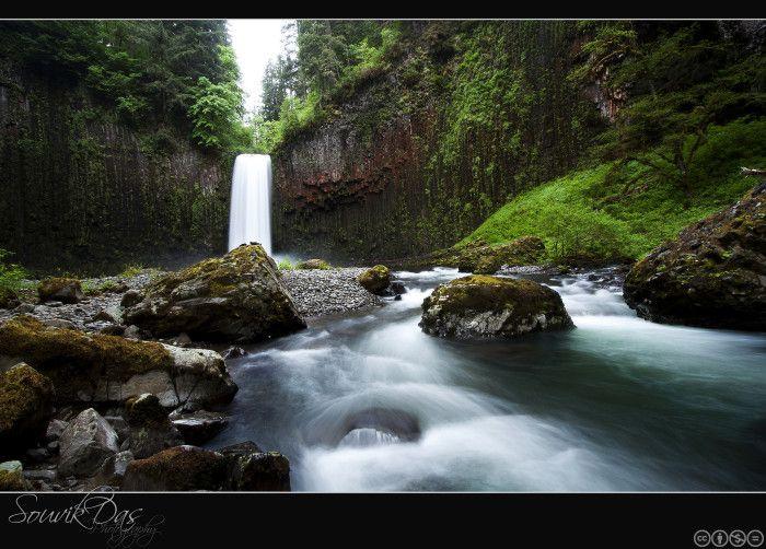 7. Abiqua Falls