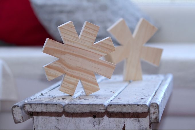 5 pointed Asterisk by Wood and Design on hellopretty.co.za